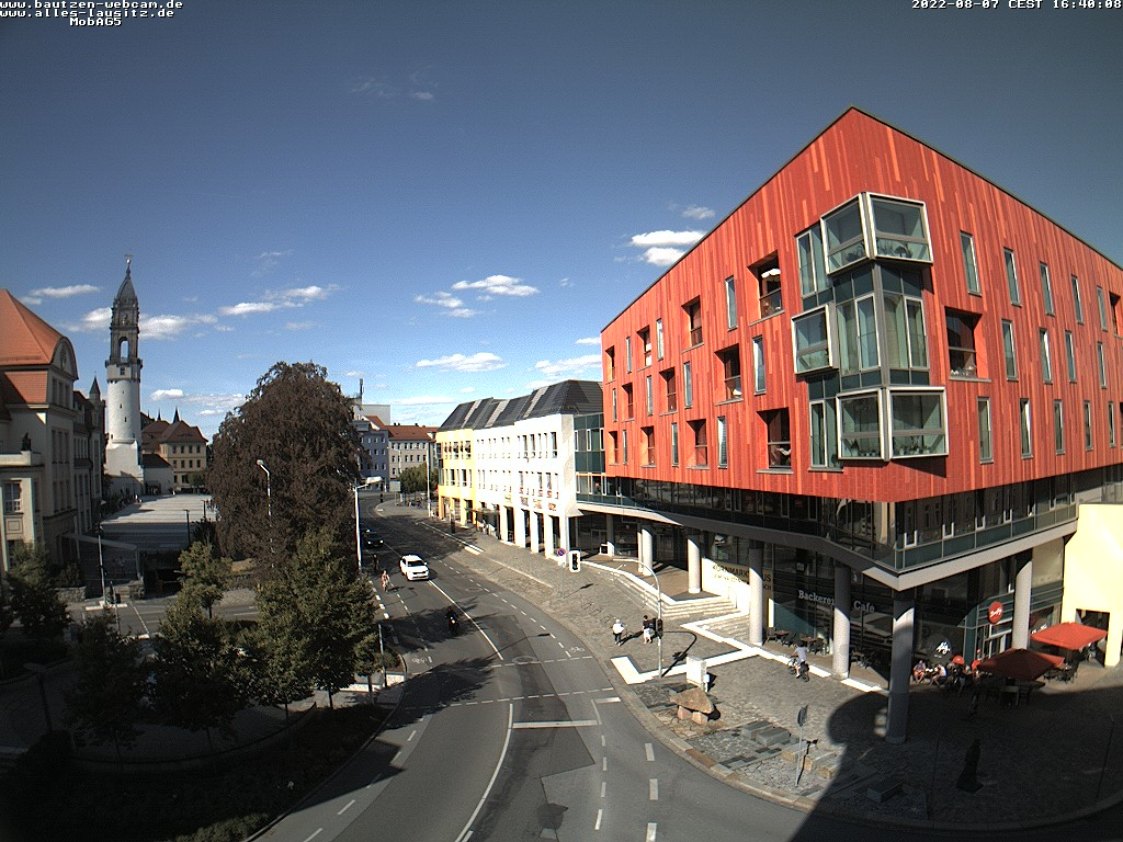 Webcam 2 Kornmarkt