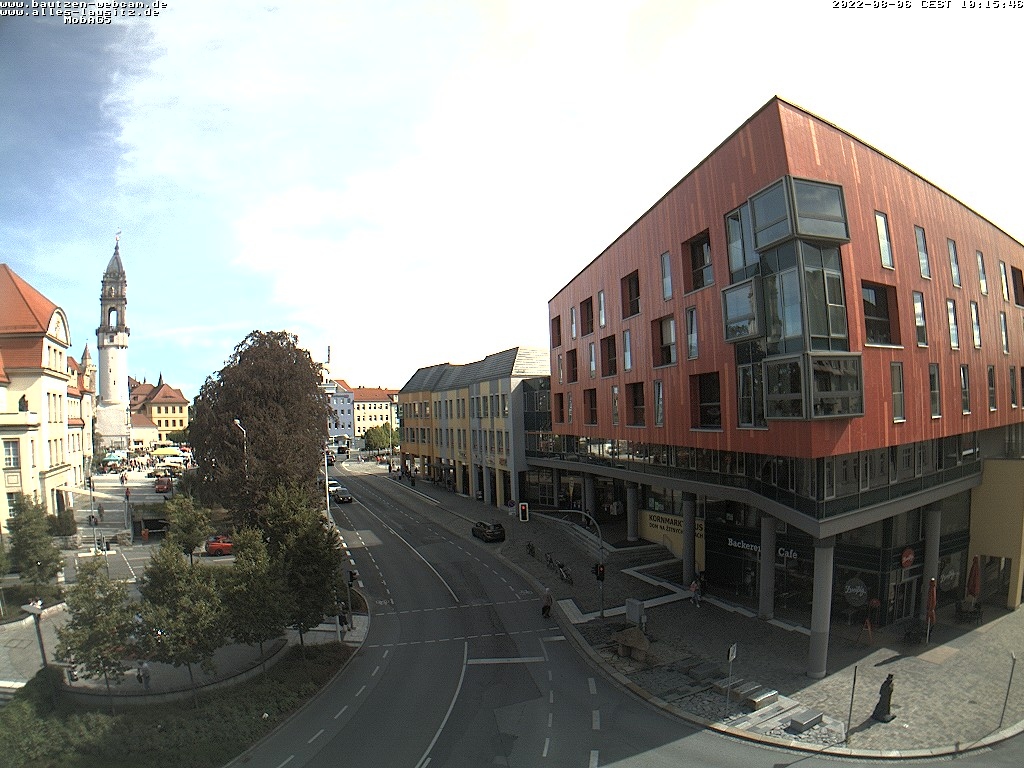 Bautzen - Kornmarkt