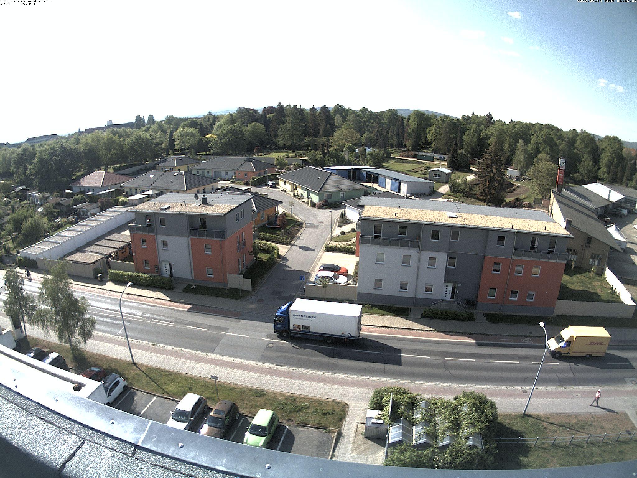 Webcam 1 Muskauer Straße